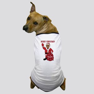 Merry Christmas Obama Dog T-Shirt