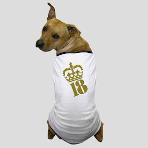 18th Birthday Dog T-Shirt