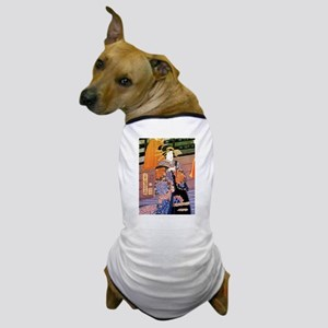 Japanese Noble Woman Dog T-Shirt