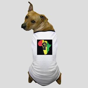 Pan Africa Dog T-Shirt