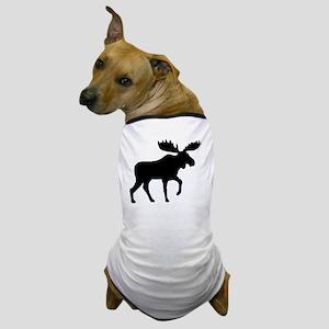 moose5in1ipadcase2 Dog T-Shirt