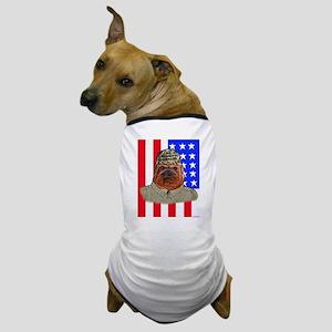 Bullldog Marine Dog T-Shirt