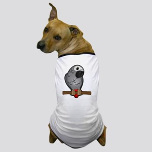 African Grey Dog T-Shirt