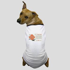 Railway Express Agency 1948 Dog T-Shirt