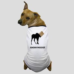 Anonymoose Dog T-Shirt