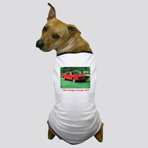 69 Red Charger Photo Dog T-Shirt