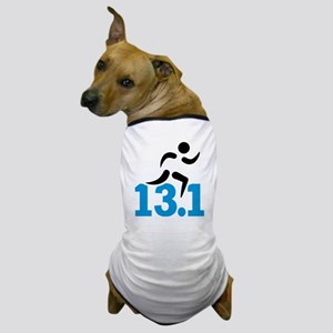 Half marathon 13.1 miles Dog T-Shirt