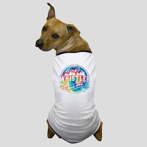 Whistler Old Circle Dog T-Shirt