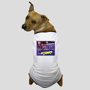 Mopar Madness Car Dealer Dog T-Shirt