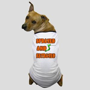 SPRAYED Dog T-Shirt