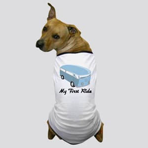 My First Ride Dog T-Shirt