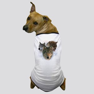 wolves Dog T-Shirt