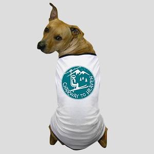 Chairway to Heaven Dog T-Shirt