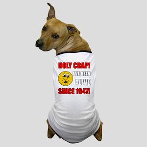 HolyCrap1947 Dog T-Shirt