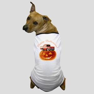 BabyAmericanMuscleCar_57BelR_Halloween Dog T-Shirt