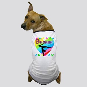 PERSONALIZE GYMNAST Dog T-Shirt
