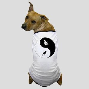 Yin Yang GSP Dog T-Shirt
