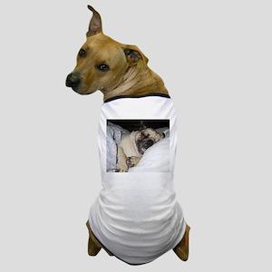 Sleepy Pug Dog T-Shirt
