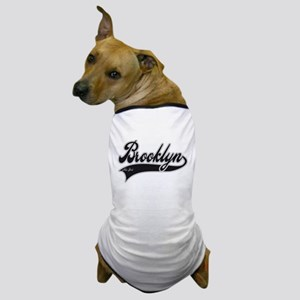 BROOKLYN NEW YORK Dog T-Shirt