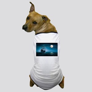 Moonlight Pirates Dog T-Shirt