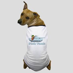 Fish Tank Dog T-Shirt