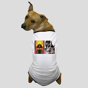 Strong African Women Dog T-Shirt