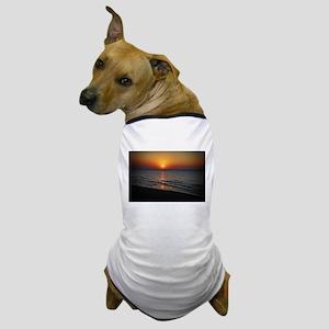 Bat Yam Beach Dog T-Shirt
