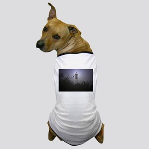 Fire Island Light Dog T-Shirt
