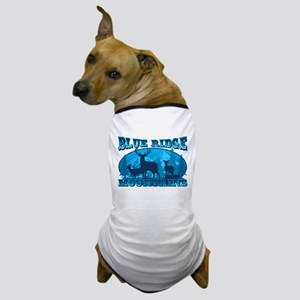 Blue Ridge Mountains BD Dog T-Shirt