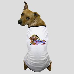 Dachshund Bedtime Dog T-Shirt