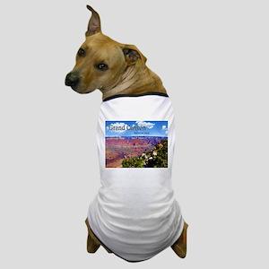 Grand Canyon NAtional Park Poster Dog T-Shirt