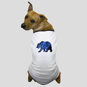BEAR NIGHTS Dog T-Shirt