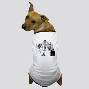 Classic movie monsters Dog T-Shirt