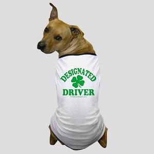 Designated Driver 1 Dog T-Shirt