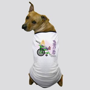 Marijuana Munchkins Differently Abled Dog T-Shirt