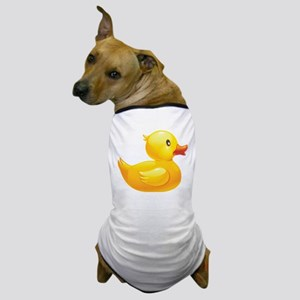 Rubber Duckie Dog T-Shirt