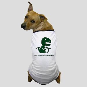 T-Rex Hates Dog T-Shirt