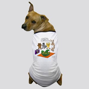 Tortoise and the Hare Revisited Dog T-Shirt