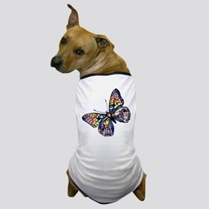 Exotic Butterfly Dog T-Shirt