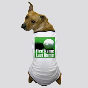 Golfball Dog T-Shirt