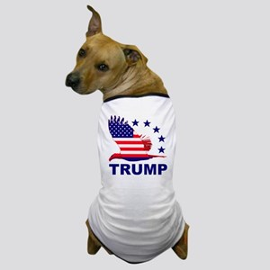 Trump For America Dog T-Shirt