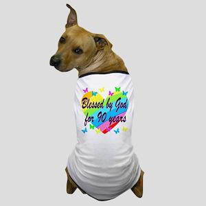90TH PRAYER Dog T-Shirt