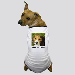 Dog Photo Personalized Dog T-Shirt