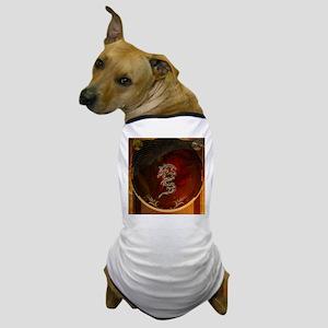 Awesome dragon, tribal design Dog T-Shirt