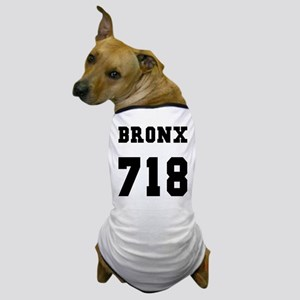 """BRONX 718"" Dog T-Shirt"