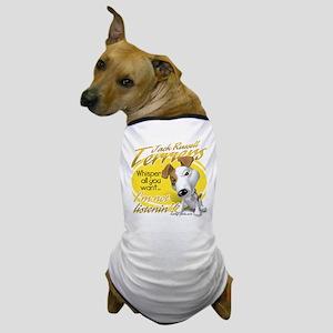 Jack Whisperer Dog T-Shirt