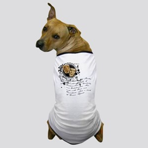 The Alchemy of Theatre Production Dog T-Shirt