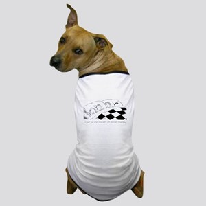 A Warm Quilt Dog T-Shirt