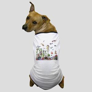 Ocean Life Dog T-Shirt