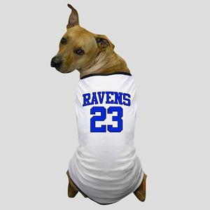 Ravens 23 Dog T-Shirt